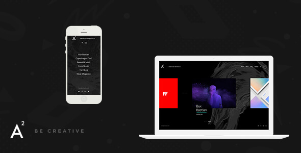 download nulled a2 free v1.0 - freethemes.space, Powerpoint templates