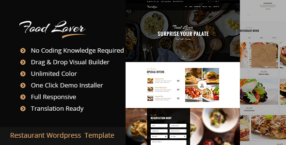 Download nulled food lover free v121 freethemes download free download nulled food lover free wordpress theme v121 forumfinder Choice Image