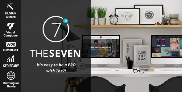 Download Nulled The7 Free v2 - Freethemes.space