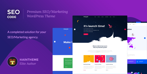 Download Nulled SeoCode Free v1 0 2 - Freethemes space