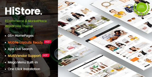 Download Nulled HiStore Free v1 0 1 - Freethemes space