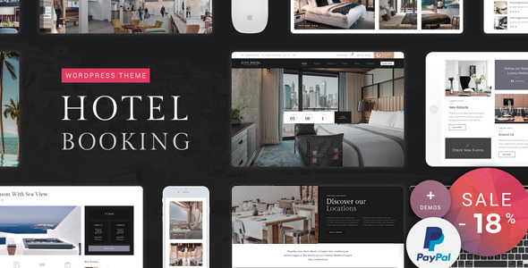 Download Nulled Hotel Booking Free v1.0 - Freethemes.space
