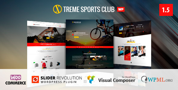 Download Nulled Xtreme Sports Free v2 0 2 - Freethemes space