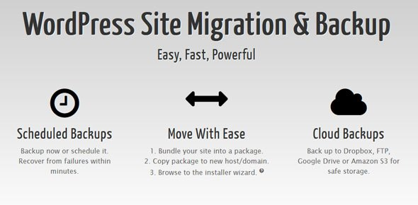 Download Duplicator Pro v3.7.0 - WordPress Site Migration and BackUp!
