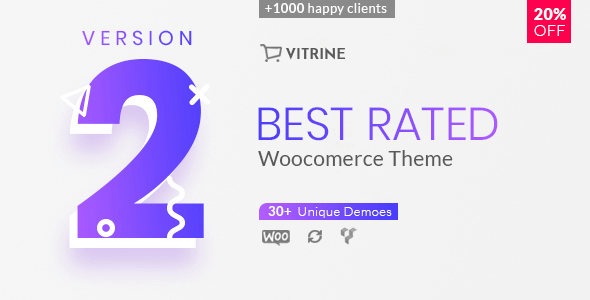 Download Nulled Vitrine Free v2 0 - Freethemes space