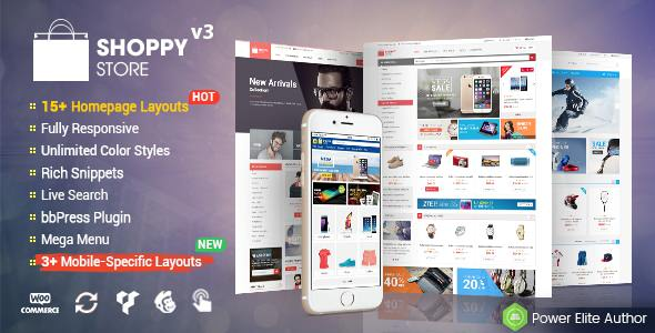 Download Nulled ShoppyStore Free v3 2 0 - Freethemes space