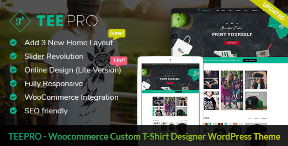 Download Nulled TEEPRO Free v2 1 1 - Freethemes space
